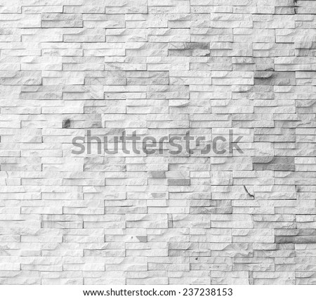 Abstract square white brick wall background. City, Interior, Clay, Art, Back, Row, New, Retro, Old, Vintage, Texture, Design, Home, Rock, Path, Grey, Gray, Pool, Room, Floor, Tile, Clean, Pure, Empty.