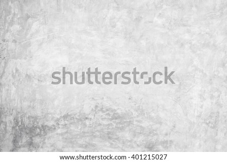 Abstract surface of smooth grey cement wall texture and background