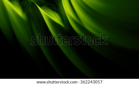 abstract twisted surface background, 3d rendered wavy background