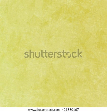 Abstract yellow grunge texture
