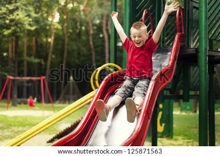 Sliding Stock Photos Images Amp Pictures Shutterstock