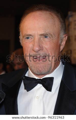 Actor JAMES CAAN at the 20th Annual American Cinematheque Award Gala honoring Al Pacino. October 21, 2005 Beverly Hills, CA.  2005 Paul Smith / Featureflash