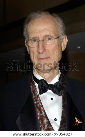 Actor JAMES CROMWELL at the 18th Annual Genesis Awards at the Beverly Hilton Hotel, Beverly Hills, CA. March 20, 2004
