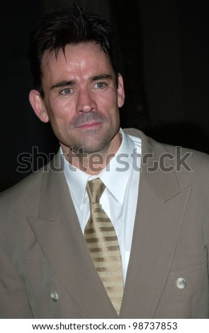 Actor TREVOR GODDARD at the Los Angeles premiere of his new TV movie When Billie Beat Bobby. 04APR2001.    Paul Smith/Featureflash