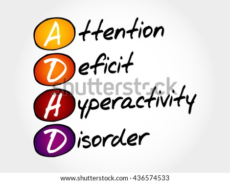 an introduction to attention deficit hyperactivity disorder adhd Attention deficit hyperactivity disorder (adhd) affects children and teens and can  continue into adulthood adhd is the most commonly.