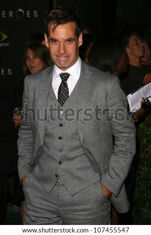Adrian Pasdar  at 'Heroes Countdown to the Premiere' Party. Edison Lounge Downtown, Los Angeles, CA. 09-07-08