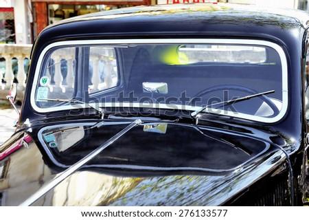 car headlights luxury headlights stock photo 520290247. Black Bedroom Furniture Sets. Home Design Ideas