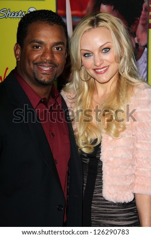 "Alfonso Ribeiro at the ""Movie 43"" Los Angeles Premiere, Chinese Theater, Hollywood, CA 01-23-13"