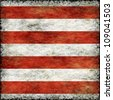 American flag background. - stock