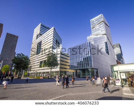 Amsterdam holland december 2015 ice skaters stock photo for Amsterdam economica