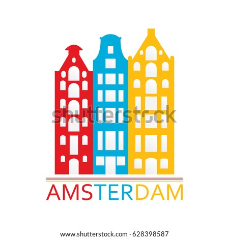Netherlands Amsterdam Symbol Old Buildings European Stock. Reception Sign. Neuropathic Osteoarthropathy Signs. Road Ford Signs. Beauty Lettering. Sun Wall Murals. Ice Cream Signs. Atm Murals. Tim Holtz Stickers