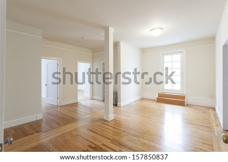 empty room stock photo 520941169 shutterstock. Black Bedroom Furniture Sets. Home Design Ideas
