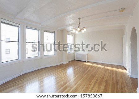 light empty room big white isolated stock photo 367444700 shutterstock. Black Bedroom Furniture Sets. Home Design Ideas