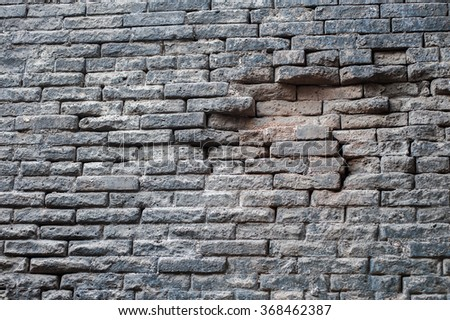 brick wall divine - photo #10