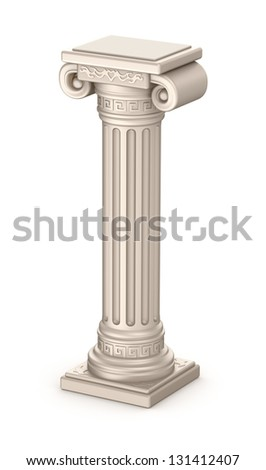 Ancient pillar