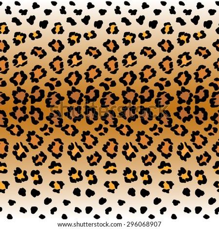 animal printleopard texture seamless background ocher color
