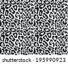 Animal print seamless pattern - stock