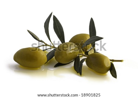Antipasti - olives