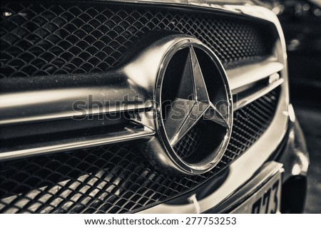"the german automobile manufacturer daimler ag Along with bmw and mercedes-benz, audi is a member of the ""german big 3""  luxury automakers audi's slogan vorsprung durch technik means ""progress."