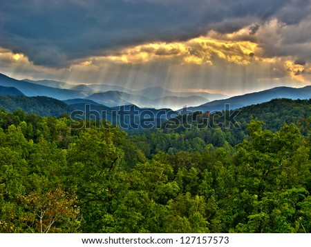 Appalachian Mountains - Tennessee