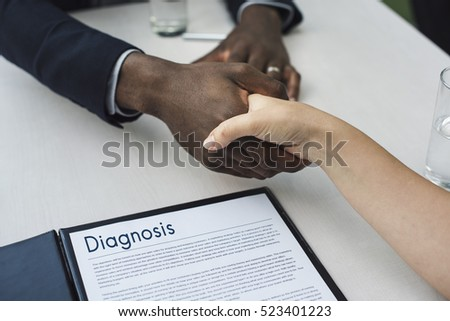 Application Form Hand Shake Agreement