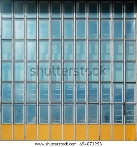 Glass facade texture  Old Metal Sheet Windowmetal Steel Texture Stock Photo 340921364 ...