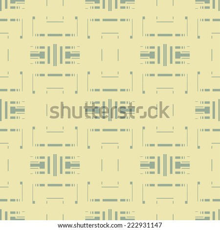 Art abstract  elements textured background. Seamless pattern.