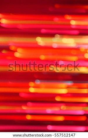 Artistic colored line background