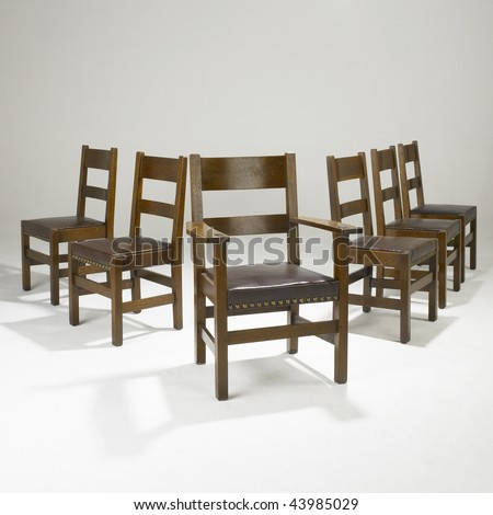 Stairs nowhere concept green railings steps stock photo 563065690 shutterstock - Arts and crafts dining room furniture ...