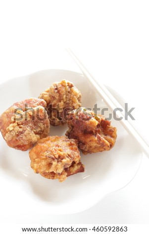 asian food,  fried chicken