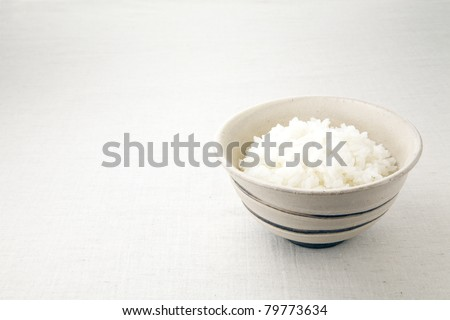 asian rice bowl.