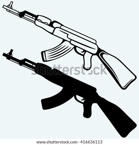 M4a1 Sniper Rifle