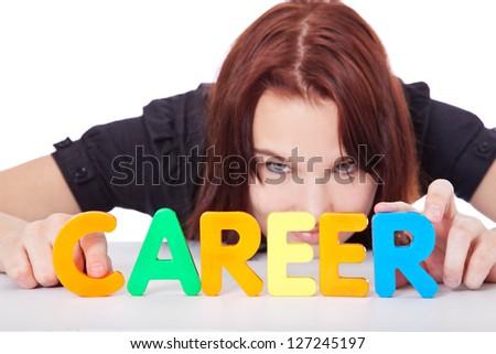 Choosing between a kid and a career