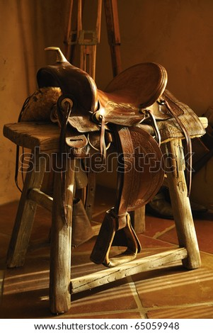 Saddle Stock Photos Images Amp Pictures Shutterstock