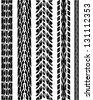 automobile tyres - transportation - stock