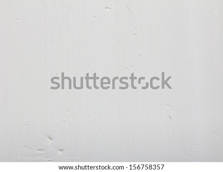 background of a white wall painted with lime