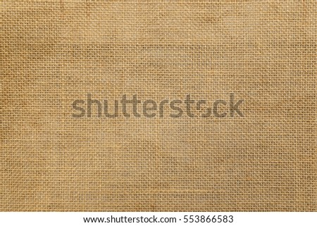 background of burlap sack texture