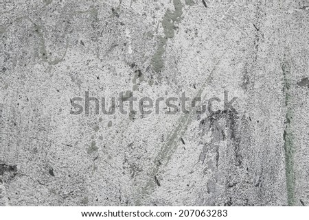 background rough old cement plaster wall
