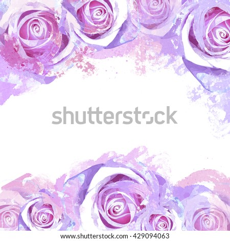 dahlia wallpaper border