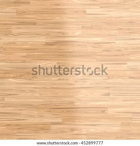 background with light wood parquet floor 3d rendering - Parquet Floor