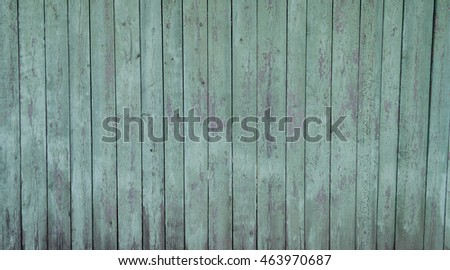 background. wooden fence