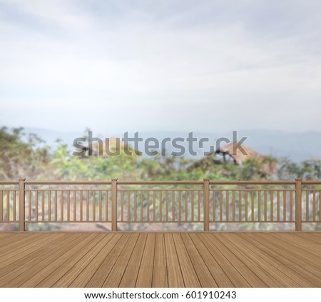 Balcony terrace blur exterior background stock photo for Terrace nature