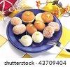 Bangali Sweets - stock photo