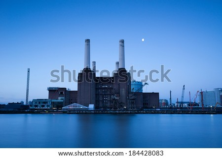 Battersea Power Station ,London