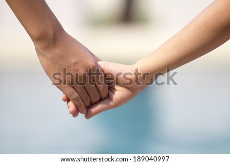 Be hand in hand