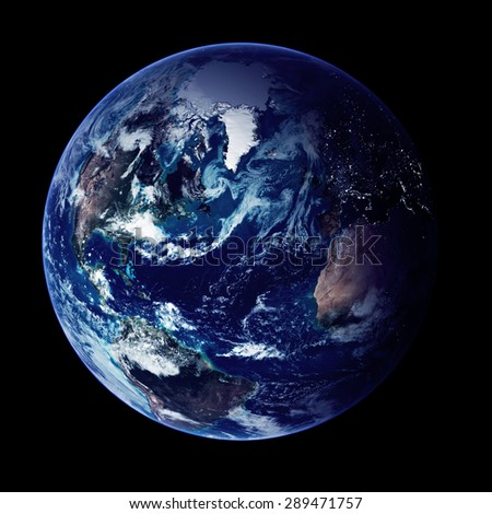 Beautiful Earth  - Elements of this Image Furnished by NASA