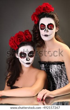how to make skull model