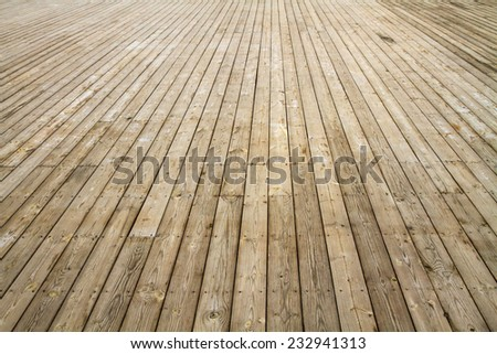 Beautiful photo of a wooden floor. Beautiful background with wooden structure.