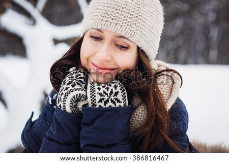 the pussys young teen snow in