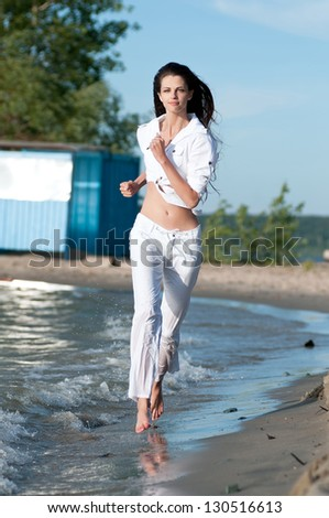 https://thumb10.shutterstock.com/display_pic_with_logo/422893/130516613/stock-photo-beautiful-young-sport-woman-running-on-water-at-sea-coast-130516613.jpg